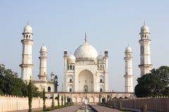Ka Maqbara de Bibi en Aurangabad, la India Imagen de archivo