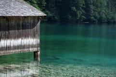 KA¶nigsseee湖 库存图片