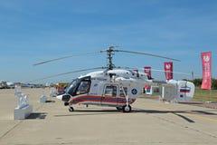 Ka-226T helikopter Zdjęcia Stock