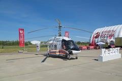 Ka-226T helikopter Fotografia Stock