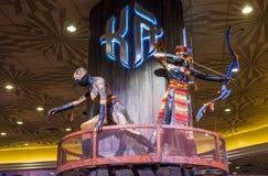 Ka van Las Vegas Stock Afbeelding