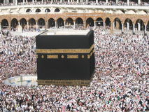 Kaaba Photo stock