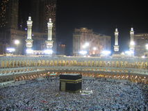 Kaaba Royalty Free Stock Photos