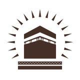kaaba Royalty-vrije Stock Afbeeldingen