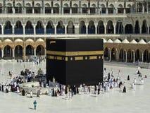 Kaaba in La Mecca Immagine Stock Libera da Diritti