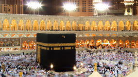 Kaaba in Mecca Royalty Free Stock Photography