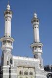 Kaaba minaret in Mecca Stock Photography