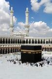 Kaaba w mekce zdjęcie royalty free
