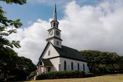Kaahumanu教会 库存照片