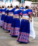 Kaamulan Street Dancing 2012 Stock Image