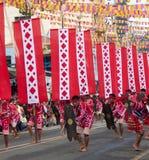 Kaamulan Street Dancing 2012 Royalty Free Stock Photo