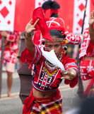 Kaamulan Street Dancing 2012, Philippines Stock Image