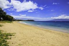 Kaanapali beach on maui Stock Photos