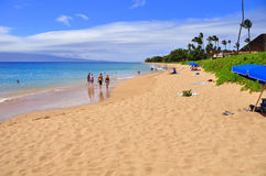 Kaanapali, Maui, Hawaje Fotografia Stock