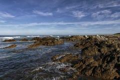 Kaap Agulhas Stock Foto's