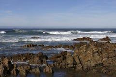 Kaap Agulhas Royalty-vrije Stock Afbeeldingen