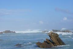 Kaap Agulhas Royalty-vrije Stock Foto's