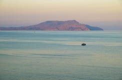 Kaap bij het Overzees Royalty-vrije Stock Afbeeldingen
