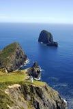 Kaap Brett - Baai van Eilanden royalty-vrije stock afbeeldingen