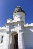 Kaap Byron Lighthouse Stock Afbeelding