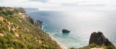 Kaap Fiolent Royalty-vrije Stock Fotografie