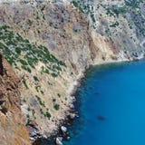 Kaap Fiolent in Sebastopol royalty-vrije stock fotografie