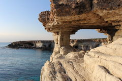 Kaap Greco stock foto