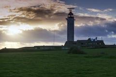 Kaap Gris Nez Lighthouse Stock Foto