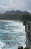 Kaap Hedo, Okinawa Stock Foto's