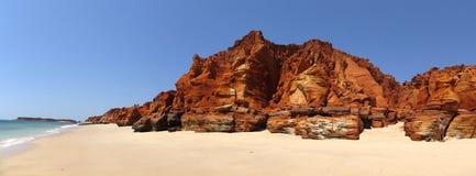 Kaap Leveque dichtbij Broome, Westelijk Australië royalty-vrije stock foto's