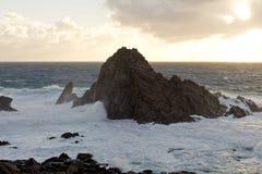 Kaap Naturaliste Sugarloaf royalty-vrije stock foto