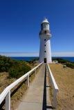 Kaap Otway Lightstation Stock Afbeeldingen