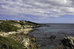 Kaap Overberg Royalty-vrije Stock Afbeelding