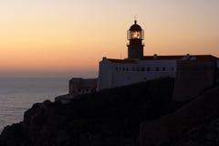 Kaap S Vicente Royalty-vrije Stock Fotografie