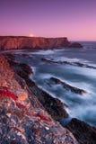 Kaap Sardão Stock Foto's