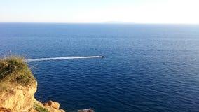 Kaap Sounion Royalty-vrije Stock Afbeeldingen