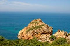 Kaap Spartel Royalty-vrije Stock Foto