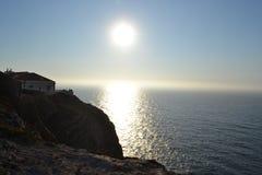 Kaap St Vincent, Portugal Stock Fotografie