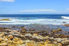 Kaap van de Goede kust van het Hoopwesten royalty-vrije stock afbeelding