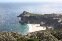 Kaap van Goede Hoop, Kaapstad, Zuid-Afrika Royalty-vrije Stock Foto's