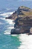 Kaap van Goede Hoop Rocks4444 Stock Afbeeldingen