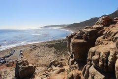 Kaap van Goede Hoop Zuid-Afrika royalty-vrije stock afbeeldingen