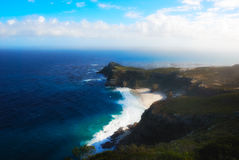 Kaap van goede hoop (Zuid-Afrika) Stock Foto's