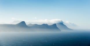 Kaap van goede hoop, Zuid-Afrika Royalty-vrije Stock Afbeeldingen