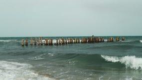 Kaap van Rodon royalty-vrije stock foto's