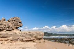Kaap van Trafalgar royalty-vrije stock afbeelding