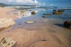Kaap van Trafalgar stock fotografie