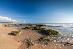 Kaap van Trafalgar stock foto