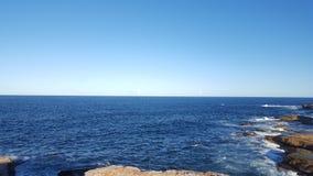 Kaapbanken Sydney stock foto's