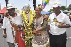 Kaapse Klopse Photo libre de droits